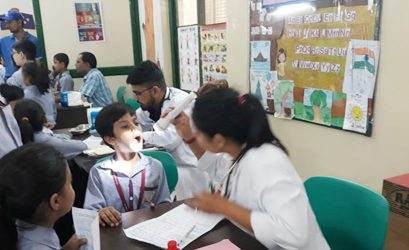 Health Checkup Camp – 2019