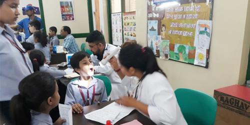 Health Checkup Camp – 2019