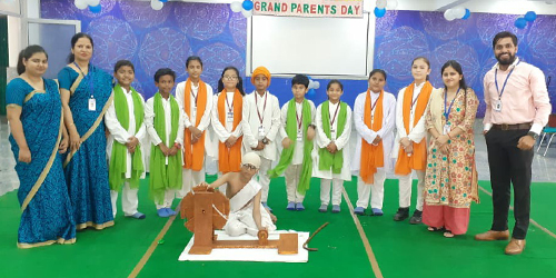 150th Birth Anniversary Celebration of Mahatma Gandhi
