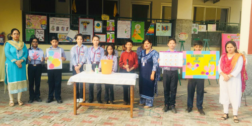 Dr. APJ Abdul Kalam Birth Anniversary and  Global Hand Washing Day